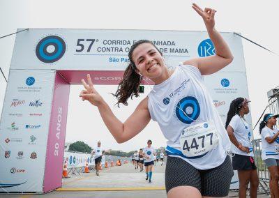 57ª Edição - Corrida e Caminhada Contra o Câncer de Mama - São Paulo 2018