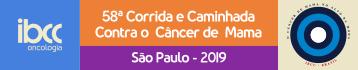 IBCC 2019 | 58º Corrida e Caminhada Contra o Câncer de Mama - São Paulo